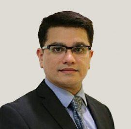 Dr Harshwardhan Arya