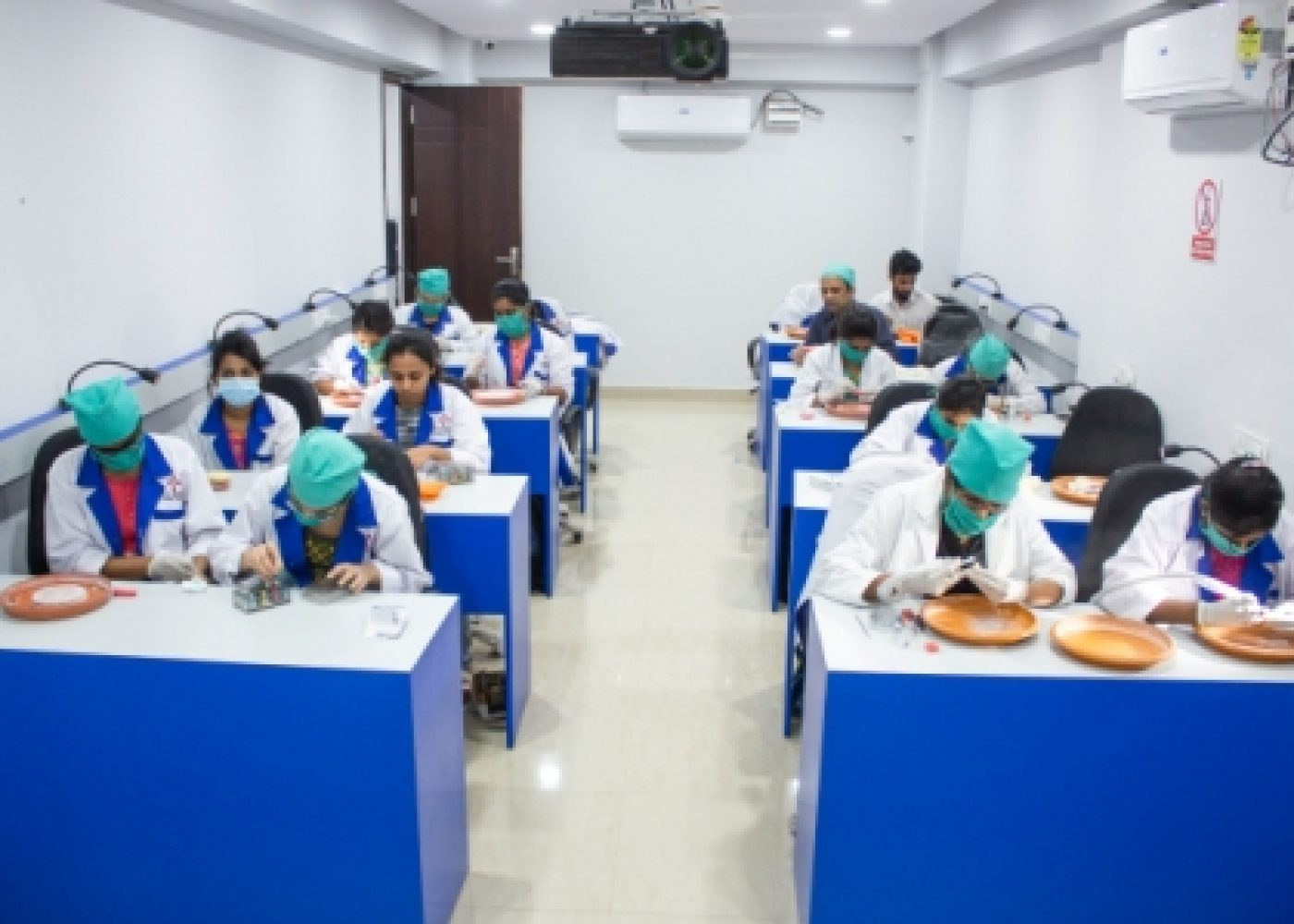 asian_dental lecture hall